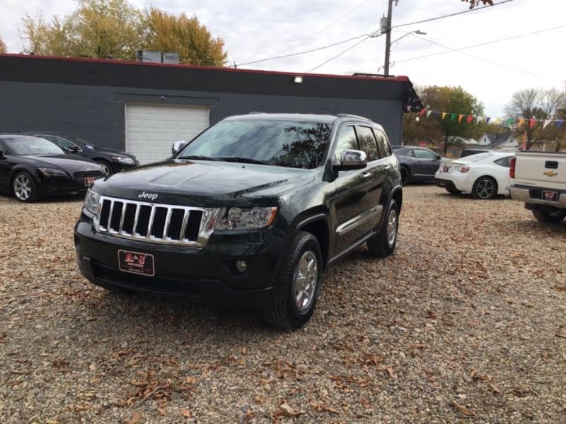 Jeep Grand Cherokee 2011 price $8,800
