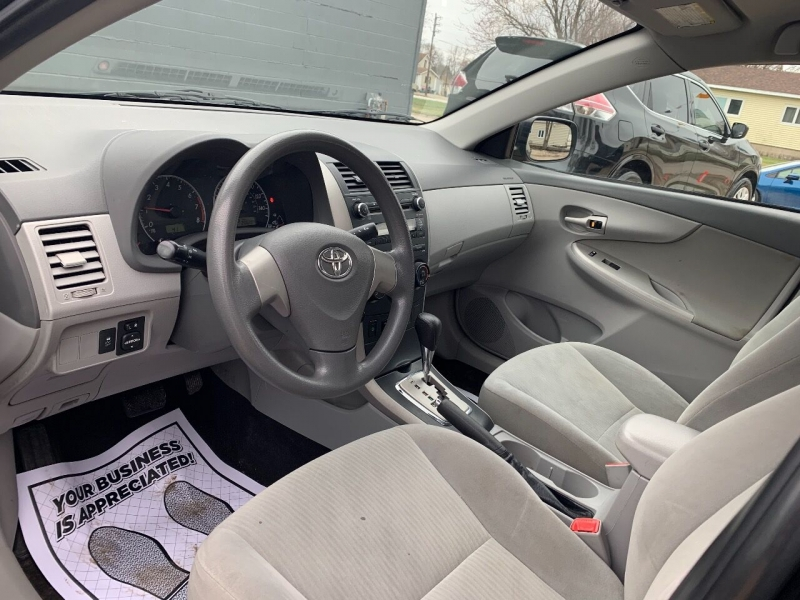 Toyota Corolla 2010 price $4,900