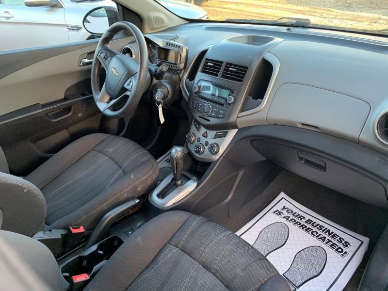 Chevrolet Sonic 2015 price $5,900