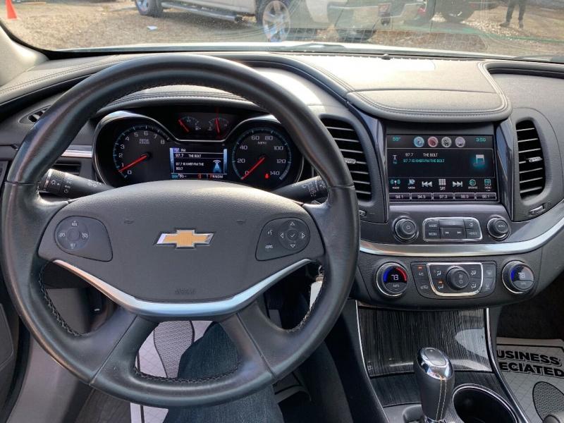 Chevrolet Impala 2016 price $11,500