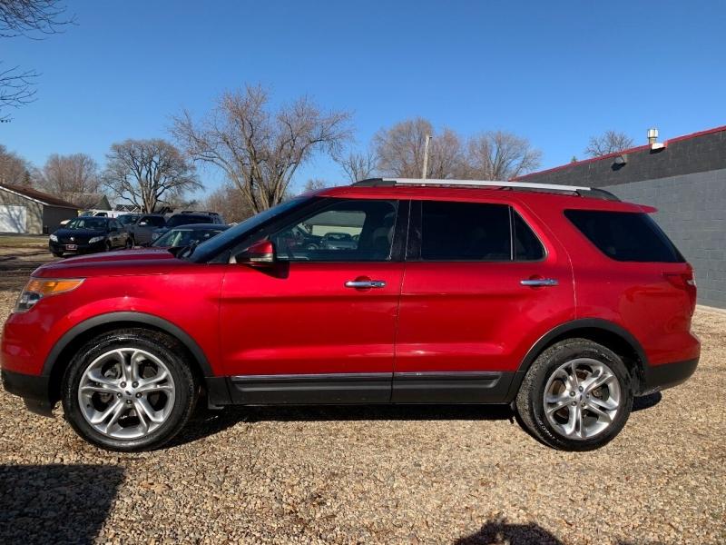 Ford Explorer 2012 price $10,500