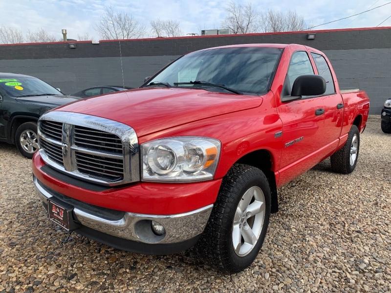 Dodge Ram Pickup 1500 2007 price $8,700