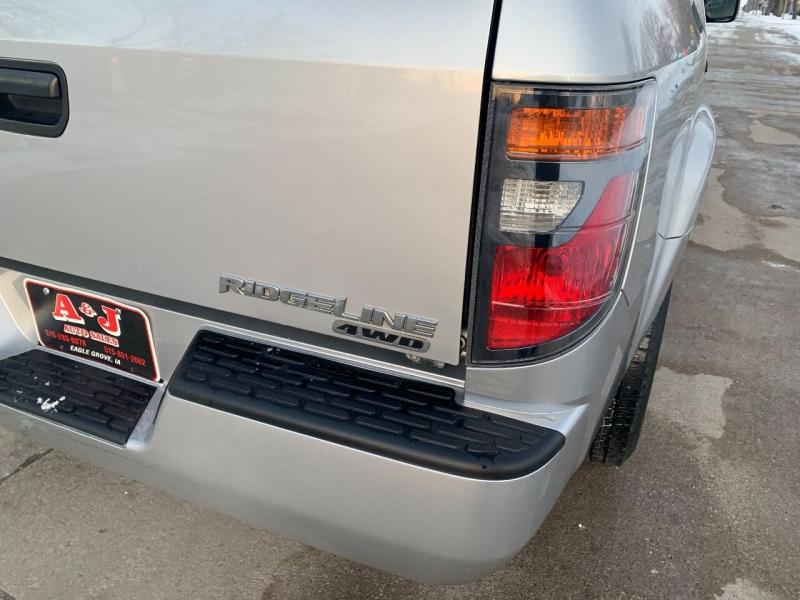 Honda Ridgeline 2007 price $7,900