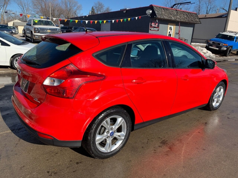 Ford Focus 2013 price $5,950