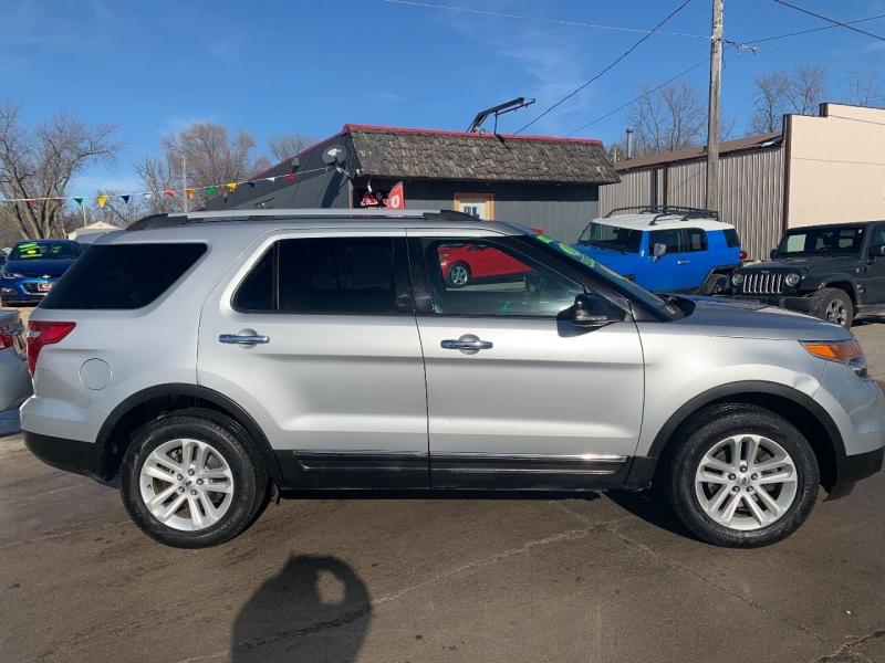Ford Explorer 2013 price $9,800