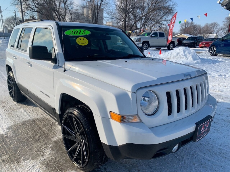 Jeep Patriot 2015 price $11,500