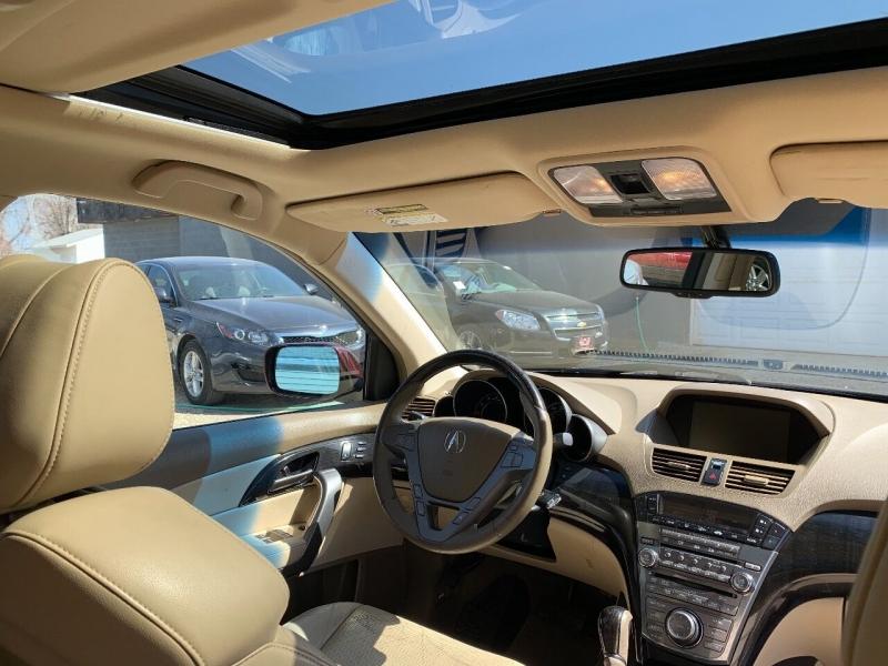 Acura MDX 2008 price $9,500