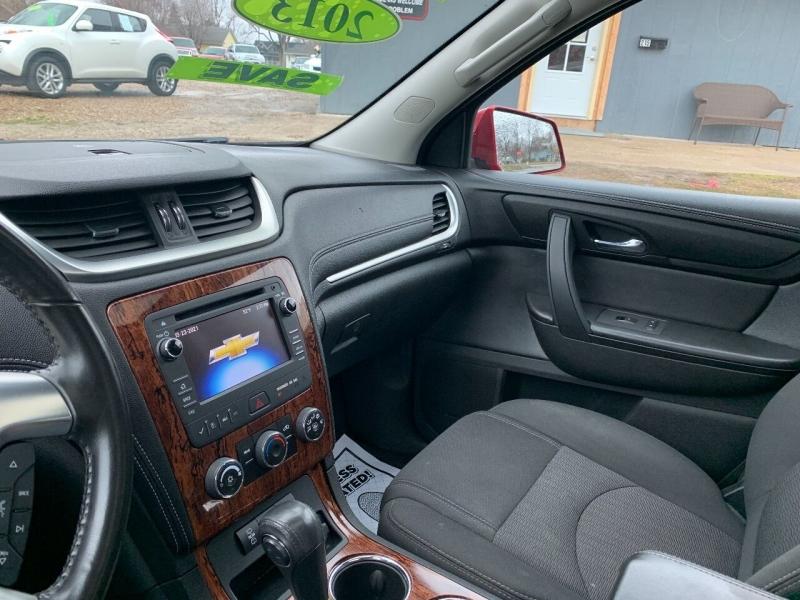 Chevrolet Traverse 2013 price $10,800