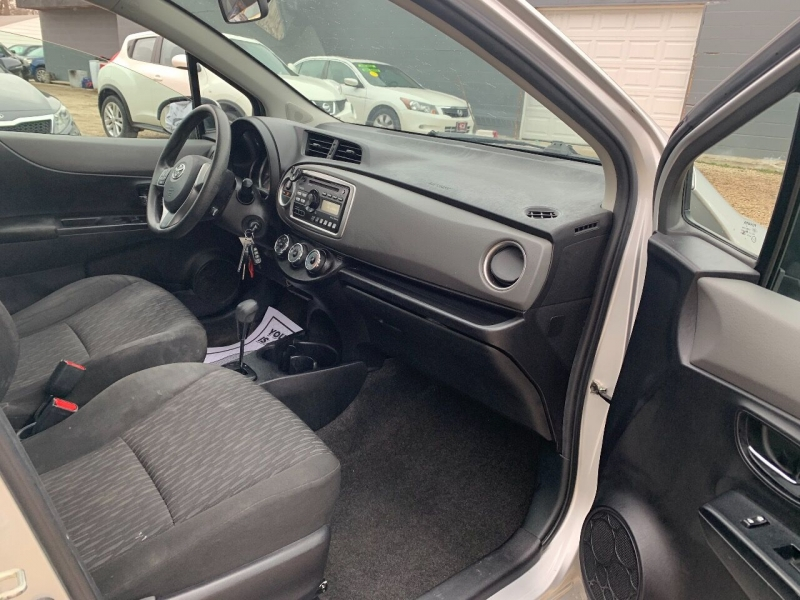 Toyota Yaris 2014 price $7,500