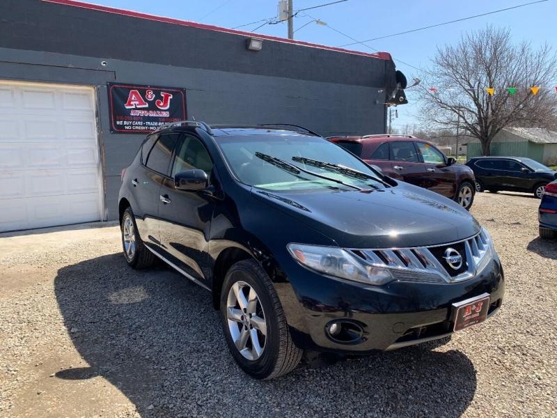 Nissan Murano 2009 price $6,950