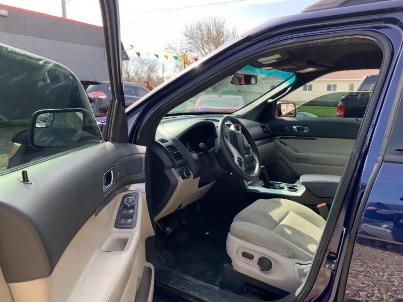 Ford Explorer 2011 price $10,900