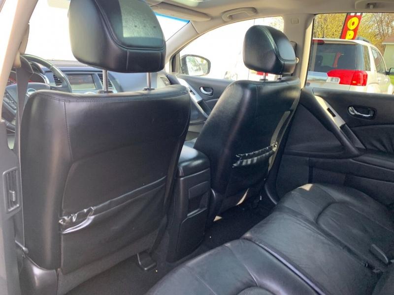 Nissan Murano 2010 price $8,500
