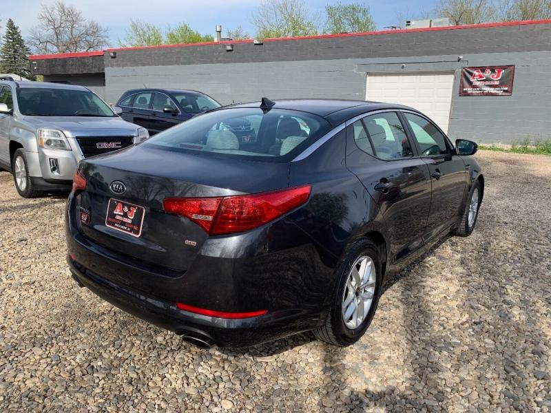 Kia Optima 2011 price $8,500