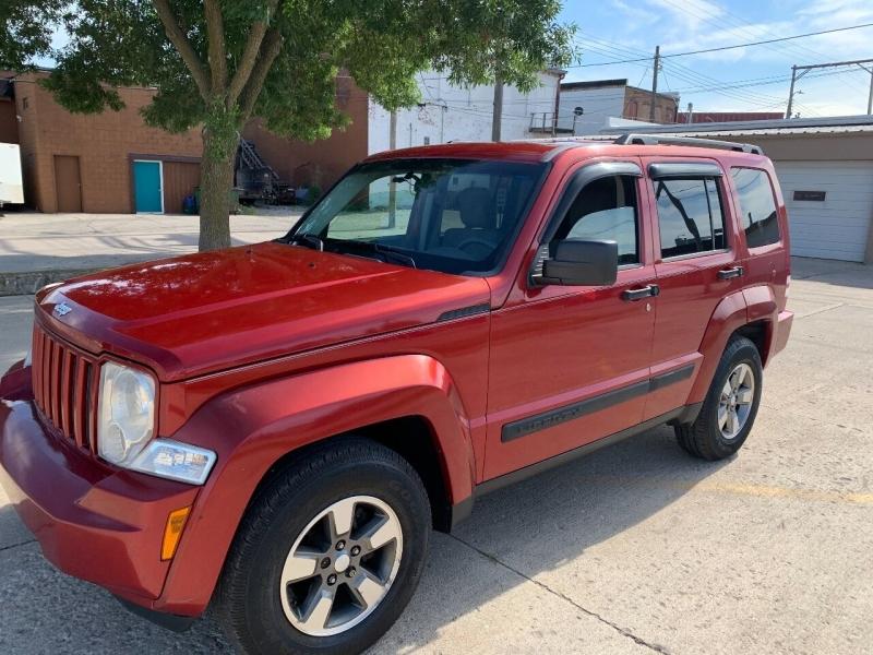 Jeep Liberty 2008 price $6,900