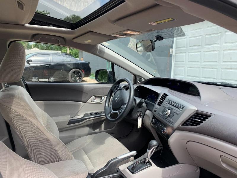 Honda Civic 2012 price $9,500