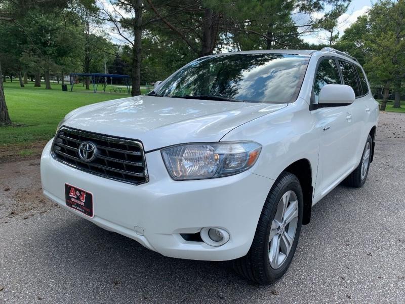 Toyota Highlander 2008 price $12,500