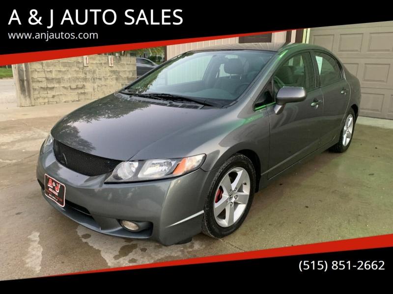 Honda Civic 2009 price $8,900