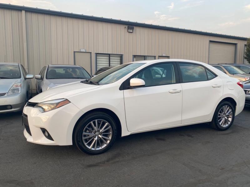 Toyota Corolla 2014 price $9,295