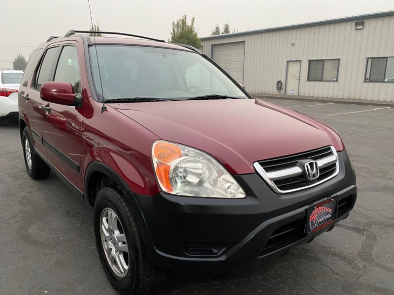 Honda CR-V 2004 price $6,495