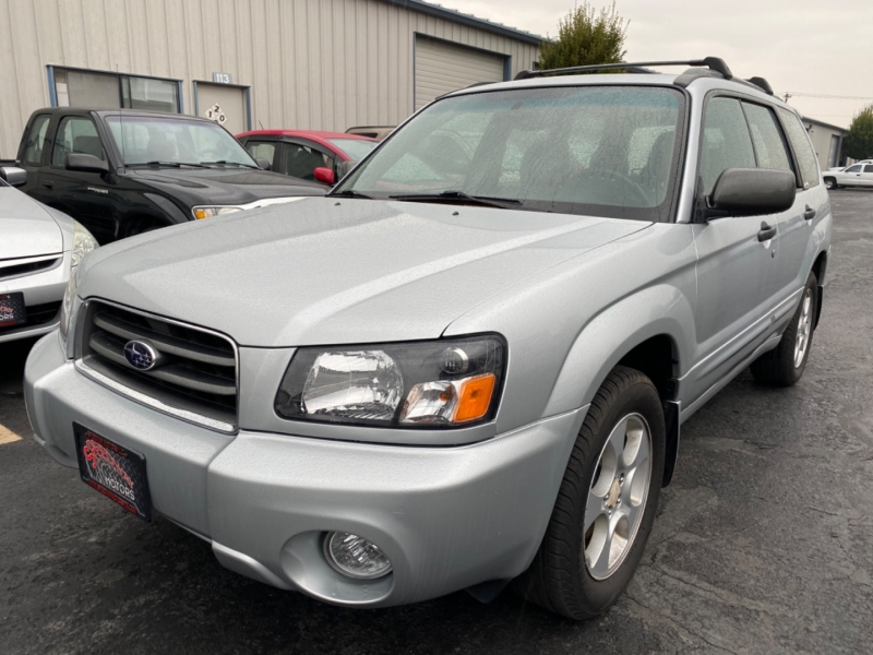 Subaru Forester 2003 price $7,895