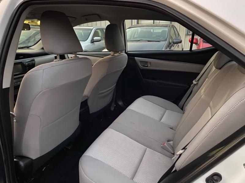Toyota Corolla 2014 price $10,995