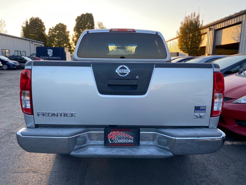 Nissan Frontier 2005 price $13,895