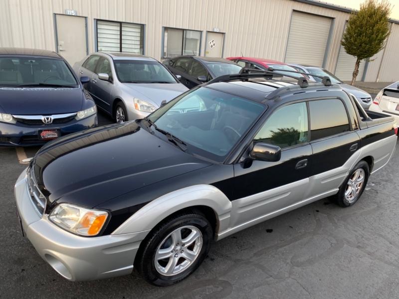 Subaru Baja 2003 price $10,495