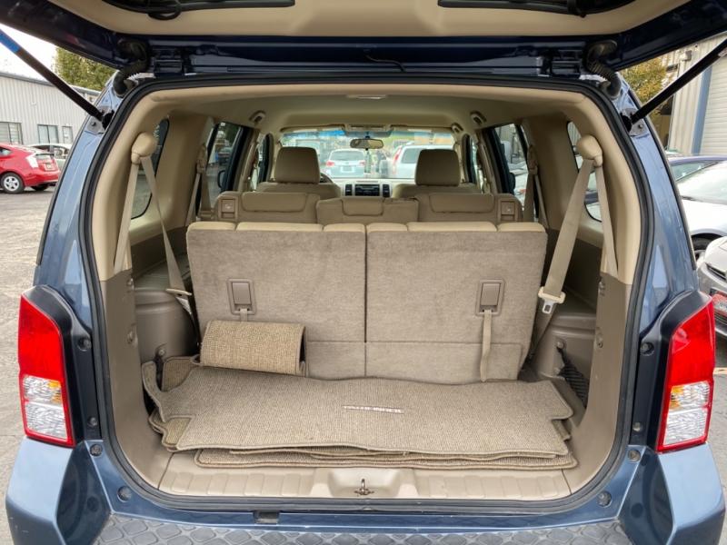 Nissan Pathfinder 2008 price $9,995