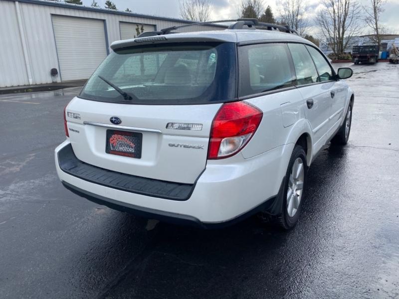 Subaru Outback 2008 price $7,295
