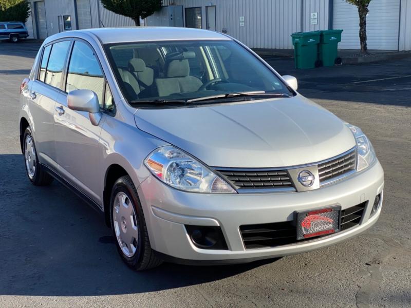 Nissan Versa 2008 price $5,995