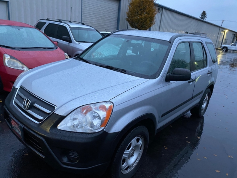Honda CR-V 2005 price $6,895