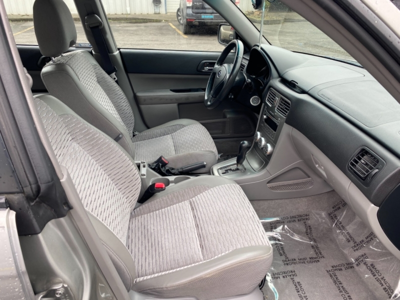 Subaru Forester 2005 price $6,495