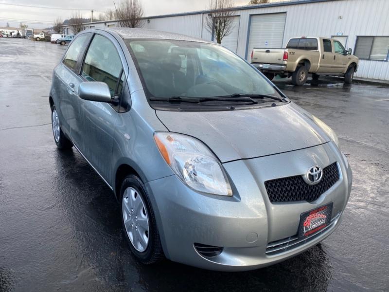 Toyota Yaris 2007 price $5,795