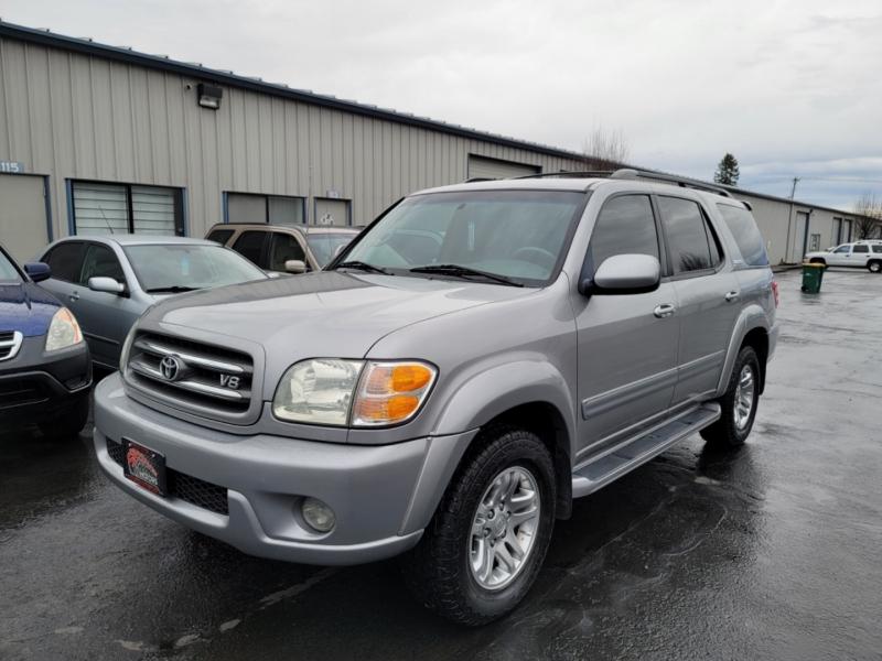 Toyota Sequoia 2004 price $12,995