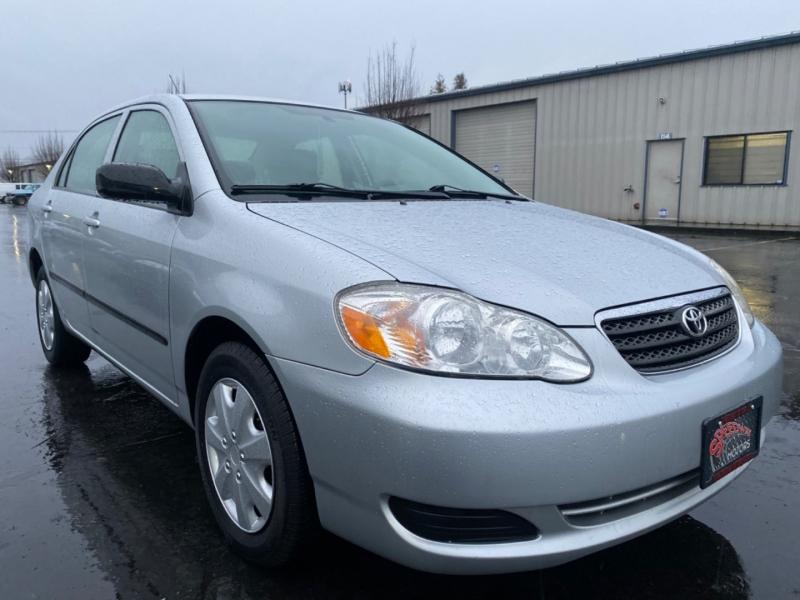 Toyota Corolla 2008 price $6,895