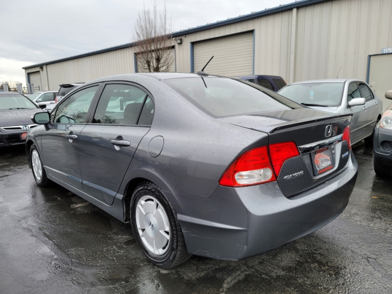 Honda Civic Hybrid 2009 price $5,995