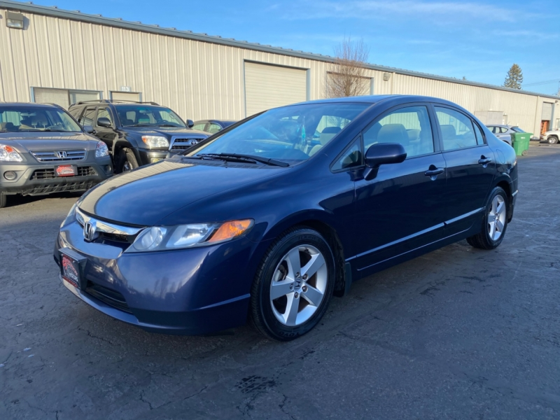 Honda Civic Sdn 2007 price $6,995