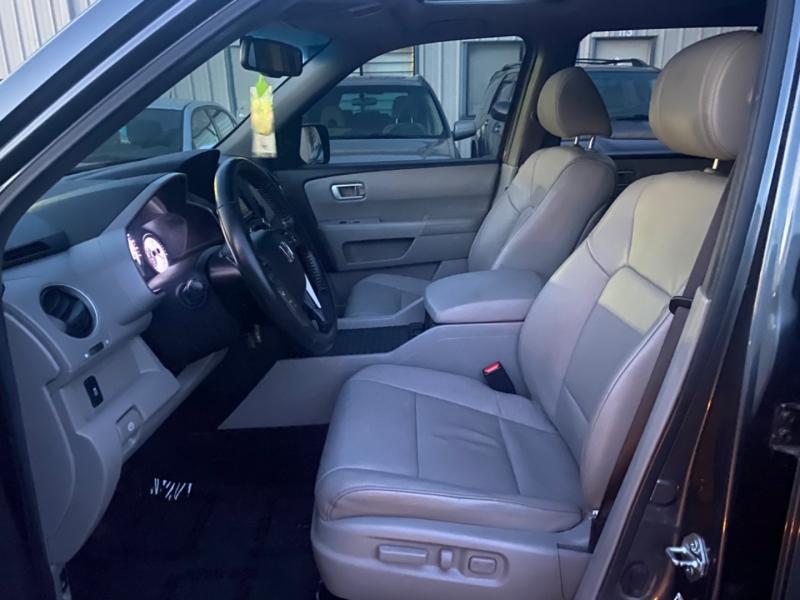 Honda Pilot 2012 price $13,895