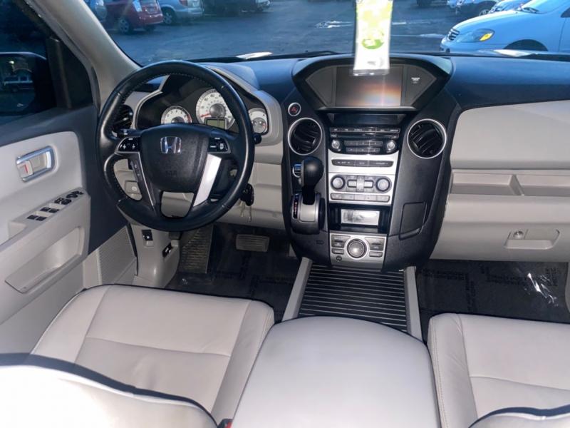 Honda Pilot 2012 price $14,495