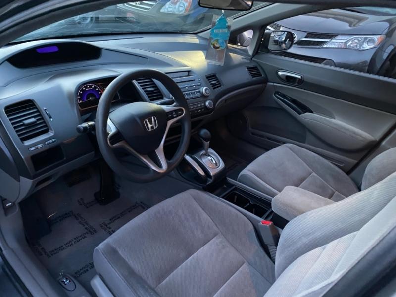 Honda Civic Sedan 2009 price $6,495