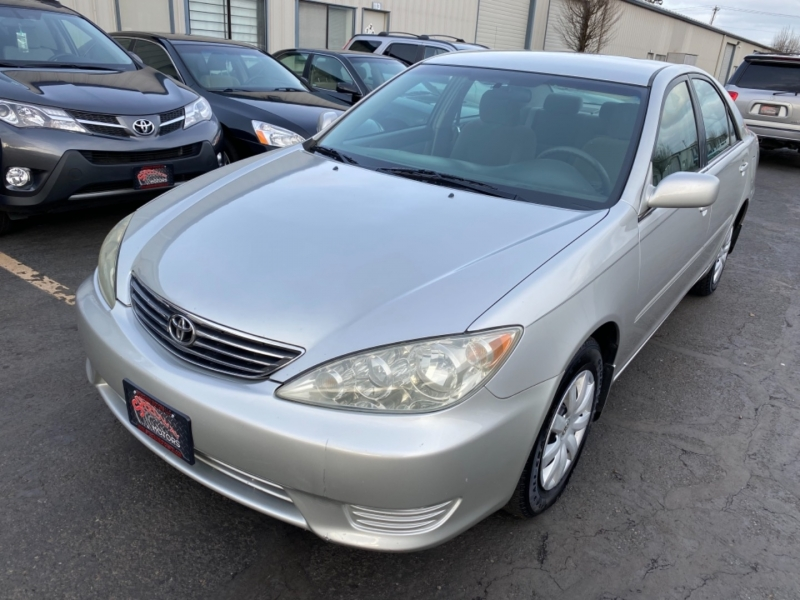 Toyota Camry 2005 price $4,395