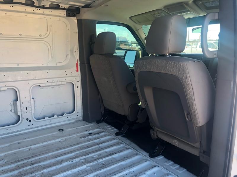 Nissan NV Cargo 2017 price $23,588