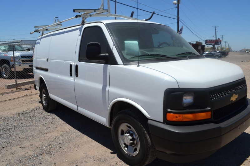 Chevrolet Express Cargo Van 2017 price $19,995