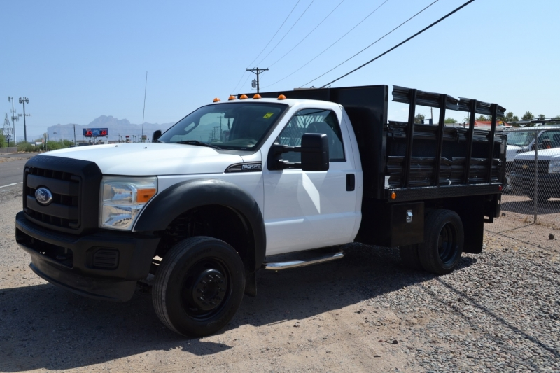 Ford Super Duty F-550 DRW 2011 price $24,995