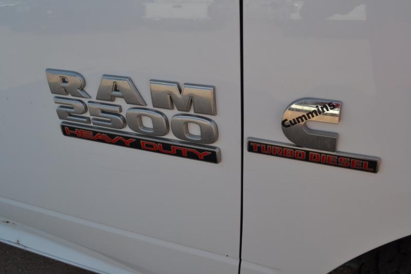 RAM 2500 2016 price $34,995