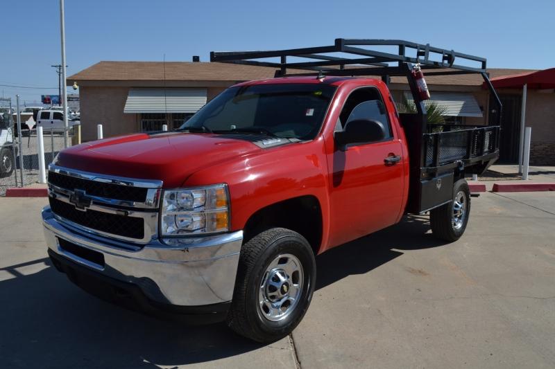 Chevrolet Silverado 2500HD 2011 price $20,995