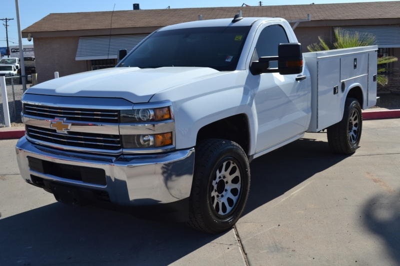 Chevrolet Silverado 2500HD 2016 price $28,995