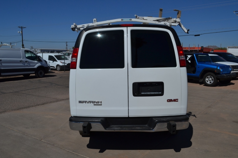 GMC Savana Cargo Van 2016 price $19,995