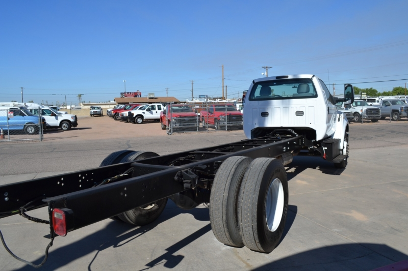 Ford Super Duty F-650 Chassis V-10 2017 price $45,995