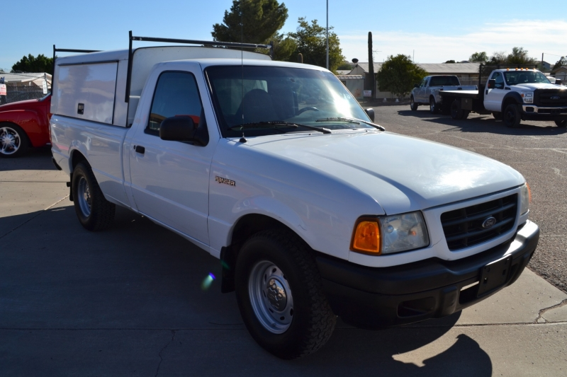 Ford Ranger 2002 price $4,995
